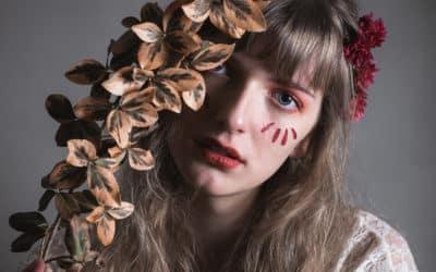 Chloé remporte notre concours photo « Portrait Floral » !