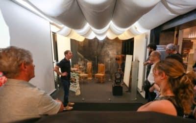 Visite du musée de l'appareil photographique de Vevey