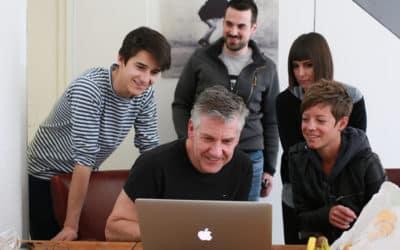 Workshop photo de studio avec Laurent KOBI